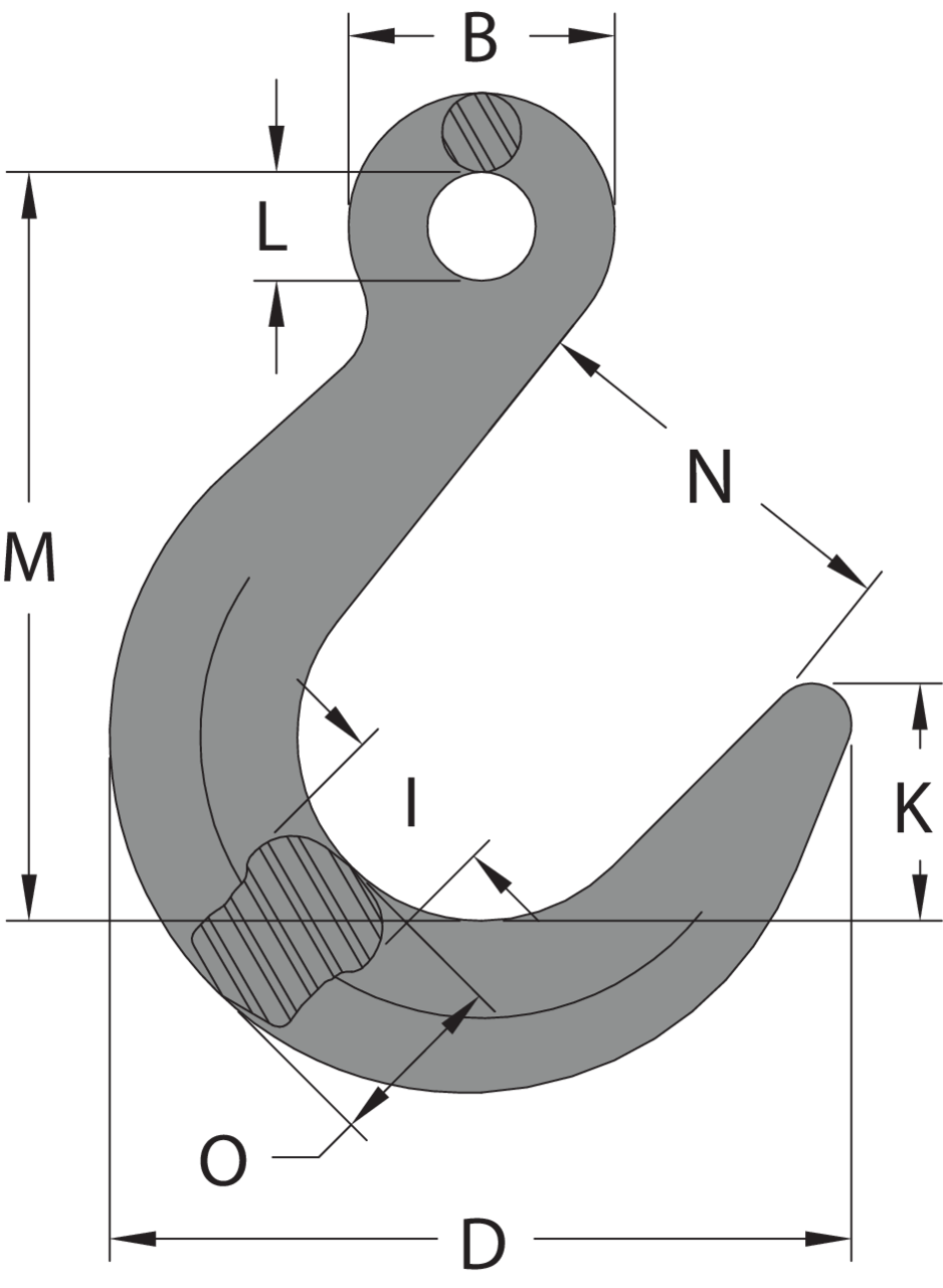 Eye Foundry Hook Platinum A-1329_drawing