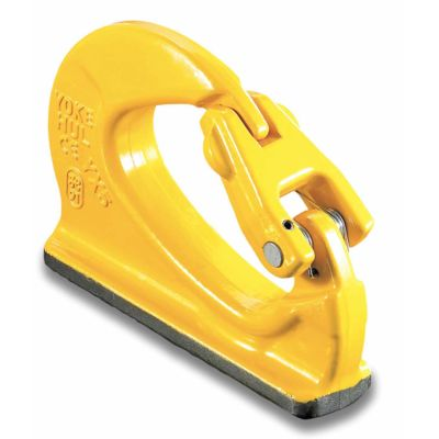 Yoke 8-081 Excavator Weld-on Hook perfect for mobile lifting equipment